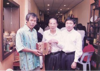 Oolong Tea Sharing Event