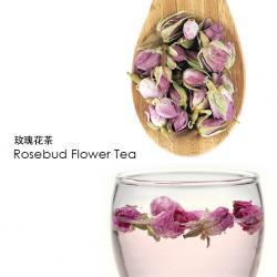 ROSEBUD FLOWER TEA 玫瑰花茶 50g
