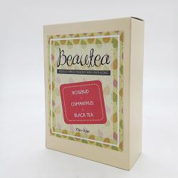 BEAUTEA (Rosebud Tea, Osmanthus Tea, Pu Er Tea)