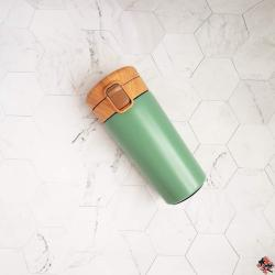 真空保温杯 SIGNATURE VACUUM TUMBLER GREEN