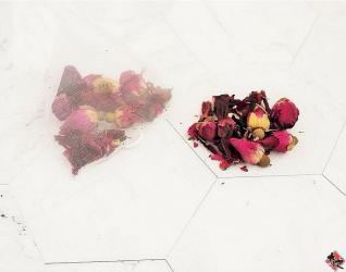 三角包花茶 Flower Pyramid Tea Bags