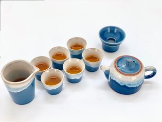 高山蓝套组 BLUE MOUNTAIN TEA SET