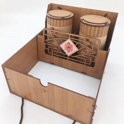 52044 PU ER YUAN SHENG TAI GIFT BOX