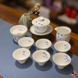 三文鱼套组 TEA SET