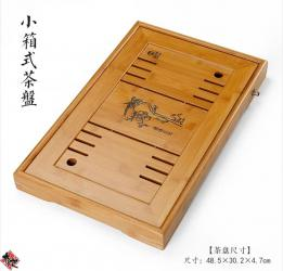 小箱式 竹茶盘  BAMBOO TEA TRAY