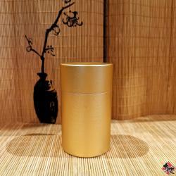 铝茶罐 (金色) ALUMINIUM CONTAINER (GOLD)